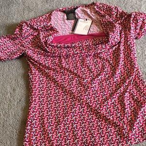 Summer short sleeve polyester shirt